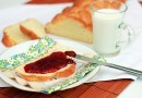 Višňovo-ríbezľový džem